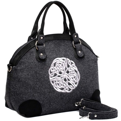 Celtic Knotwork Carry-on Crafted in Ireland with rich detail and a great feel