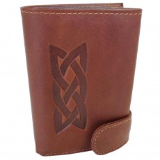 RFID Wallet with Celtic Knot