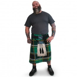 Scottish Kilt Beach Towel (the insta-kilt)