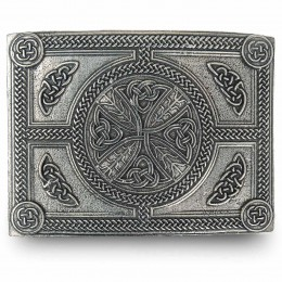 Ancient art motifs combined in one powerful design