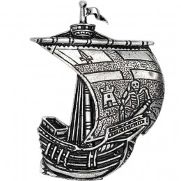 USA Kilts Irish County Ship Pin