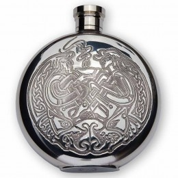 Book of Kells Sporran Flask
