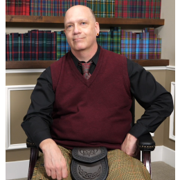 Tweed Kilts are a classic casual look
