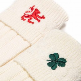 Embroidered Kilt Hose