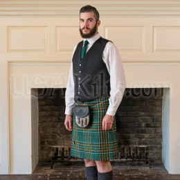 Ireland's National 5 Yard Wool Kilt