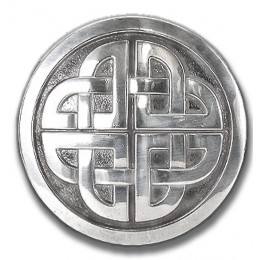 Classic Celtic Knot Jeans Belt Buckle