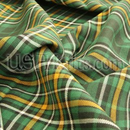 PV (Poly Viscose) Tartan Cloth