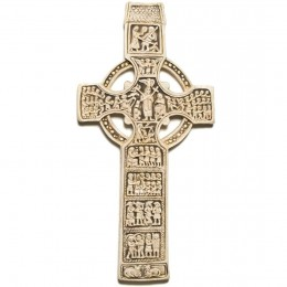 This cross is rich in story and symbolism
