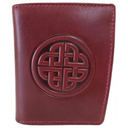 Ladies Caitlin Wallet in Red